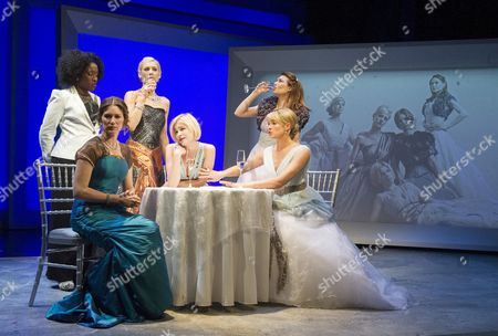 Ronke Adekoluejo as Heather, Patricia Potter as Garden, Charlotte Parry as Gemma, Alice Saunders as Mouse, Claire Forlani as Willow, Isabella Calthorpe as India