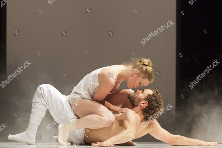 Editorial photo of Dress rehearsal of Sidi Larbi Cherkaoui's '4D' at Sadler's Wells Theatre, London, Britain - 22 Jun 2014