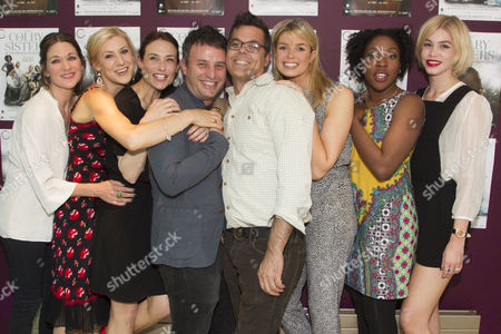Editorial photo of 'The Colby Sisters of Pittsburgh, Pennsylvania' play press night after party, London, Britain - 25 Jun 2014