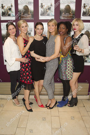 Editorial image of 'The Colby Sisters of Pittsburgh, Pennsylvania' play press night after party, London, Britain - 25 Jun 2014