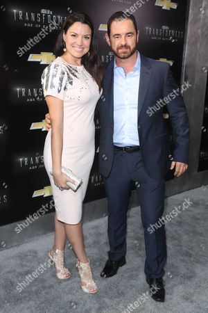 Editorial image of 'Transformers: Age of Extinction' film premiere, New York, America - 25 Jun 2014