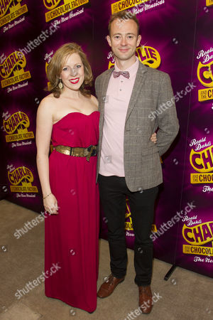 Editorial photo of 'Charlie and the Chocolate Factory' play after party, London, Britain - 25 Jun 2014