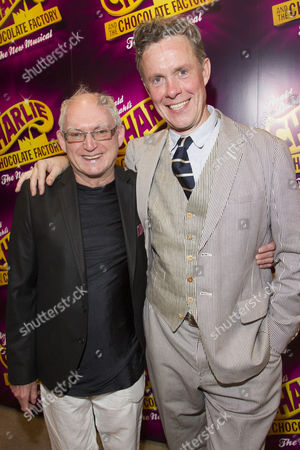 Barry James and Alex Jennings