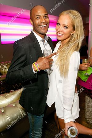 Editorial photo of Fake Bake Save Our Skin Campaign Party at the Haymarket Hotel, London, Britain - 25 Jun 2014