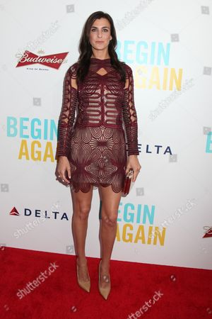 Editorial photo of 'Begin Again' film premiere, New York, America - 25 Jun 2014