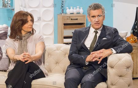 Rebecca Front and Curtis Stigers
