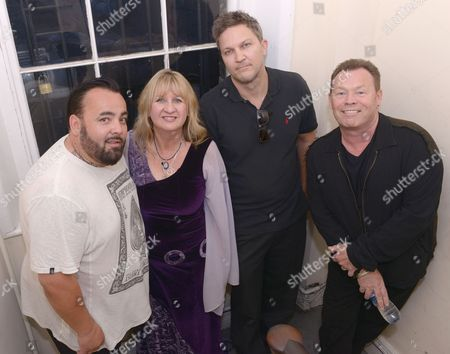 Radio Riddler - Frank Benbini and Brian Fast Leister along with special guests Ali Campbell and Deborah Bonham
