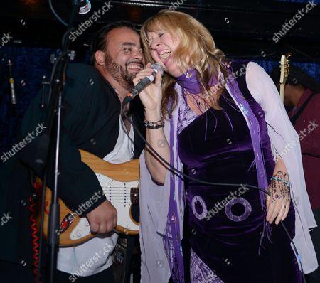 Stock Picture of Radio Riddler - Frank Benbini and Deborah Bonham