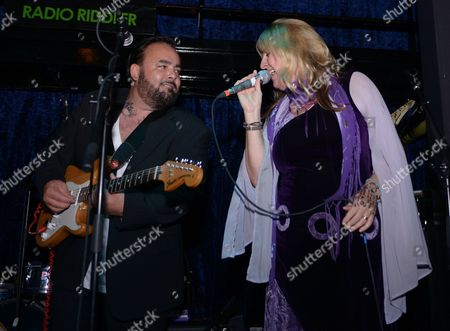 Stock Image of Radio Riddler - Frank Benbini and Deborah Bonham