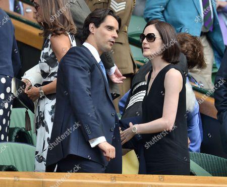 Editorial photo of Wimbledon Tennis Championships, London, Britain - 26 Jun 2014