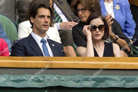 Editorial picture of Wimbledon Tennis Championships, London, Britain - 26 Jun 2014