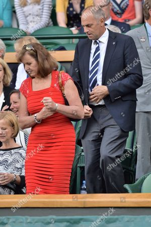 Lady Ann Redgrave and Sir Steve Redgrave