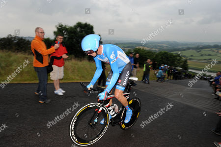 26.06.14 - British Cycling National Time-Trial David Millar.  © Huw Evans Picture Agency