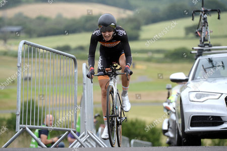 26.06.14 - British Cycling National Time-Trial Championships -  Dani King.  © Huw Evans Picture Agency