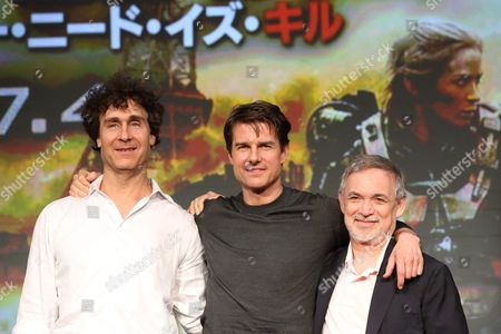 Doug Liman, Tom Cruise, Erwin Stoff