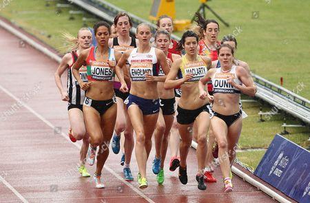 Editorial picture of British Athletics Championships 2014, Day One, Alexander Stadium, Walsall Rd, Perry Barr, Birmingham B42 2LR, United Kingdom - 27 Jun 2014