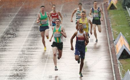 Stock Image of Andrew Osagie during the Men's 800 metres