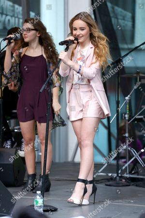Editorial picture of Fox and Friends 'All American Summer Concert Series', New York, America - 27 Jun 2014