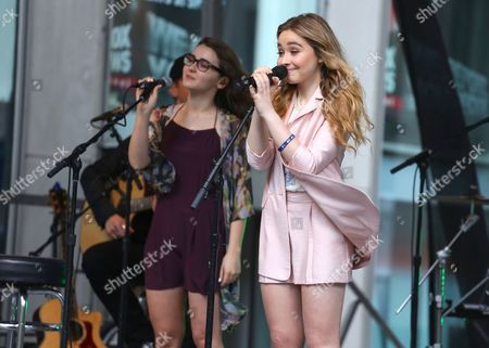 Editorial photo of Fox and Friends 'All American Summer Concert Series', New York, America - 27 Jun 2014