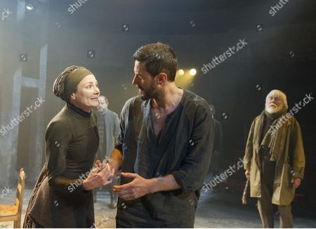 Anna Madeley, Richard Armitage and William Gaunt