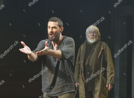 Richard Armitage and William Gaunt