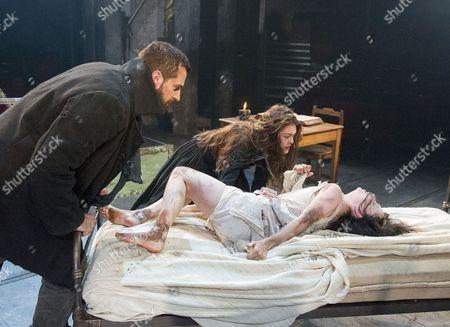 Richard Armitage, Abigail Williams and Marama Corlett