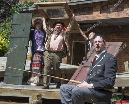 Editorial photo of Twelfth Night performed at the Open Air Theatre Regent's Park in London, Britain - 25 Jun 2014