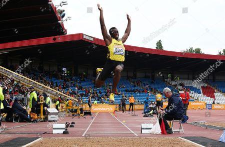 Editorial photo of British Athletics Championships 2014, Day Two, Alexander Stadium, Walsall Rd, Perry Barr, Birmingham B42 2LR, United Kingdom - 28 Jun 2014