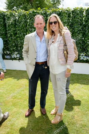 Editorial image of The Cartier Style and Luxury lunch at the Goodwood Festival of Speed, Chichester, Britain - 29 Jun 2014