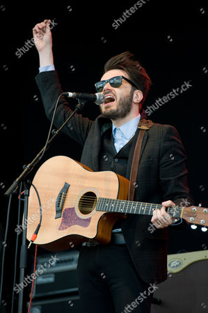 Stock Image of Roddy Hart & The Lonesome Fire