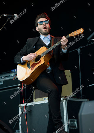 Stock Photo of Roddy Hart & The Lonesome Fire