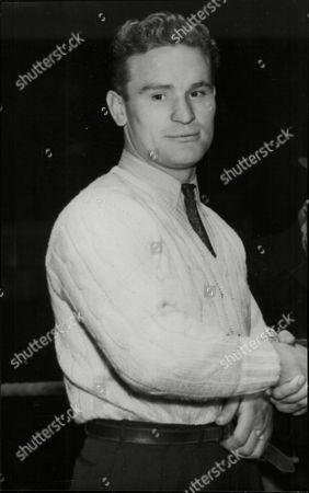 Stephan Olek French Heavyweight Boxer.