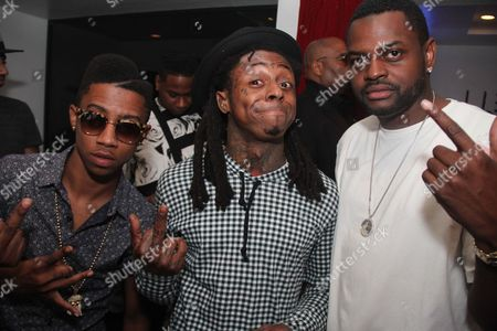 Editorial photo of Young Money Official BET Awards Pre Party, Los Angeles, America - 29 Jun 2014
