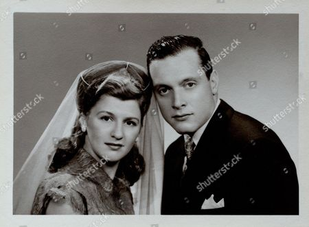Harry Ettlinger and his wife Mimi