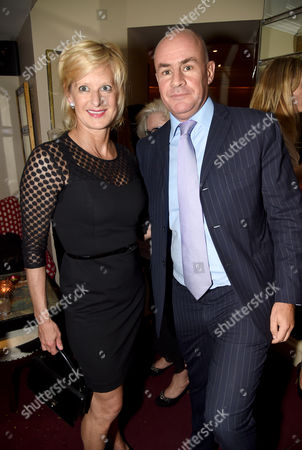 Alison Jackson and Johan Eliasch