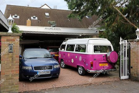 Rolf Harris family home