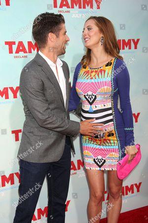 Editorial image of 'Tammy' film premiere, Los Angeles, America - 30 Jun 2014