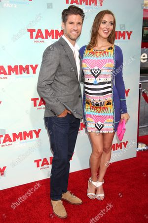 Editorial picture of 'Tammy' film premiere, Los Angeles, America - 30 Jun 2014