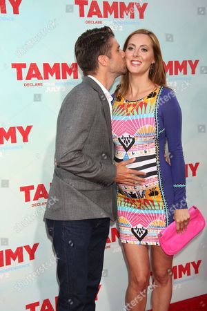 Editorial image of 'Tammy' film premiere, Los Angeles, America - 30 Jun 2014