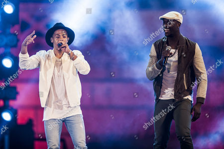 Nico & Vinz - Nico Sereba and Vincent Dery