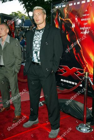 Editorial photo of 'XXX' FILM PREMIERE, LOS ANGELES, AMERICA - 05 AUG 2002