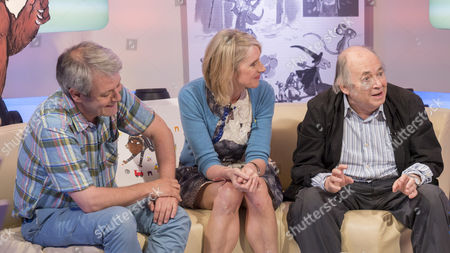 Axel Scheffler, Lauren Child and Quentin Blake