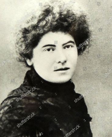 Stock Photo of Jenny Laura Marx (26 September 1845 – 26 November 1911) was the second daughter of Karl Marx and Jenny von Westphalen. In 1868 she married Paul Lafargue. The two committed suicide together in 1911..