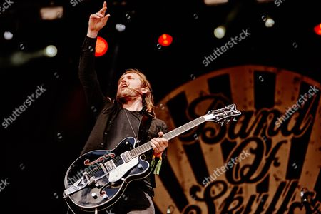 Band of Skulls - Russell Marsden