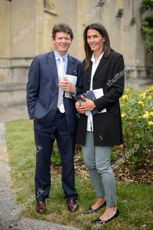 Andrew Balding and Anna Lisa Balding