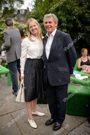 Kate Reardon and Charles Gordon-Watson