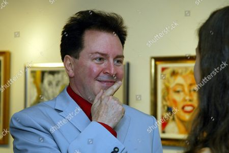 Editorial photo of ART OPENING CELEBRATING THE  WORKS OF SERGIO PREMOLI, LOS ANGELES,  AMERICA - 16 AUG 2002