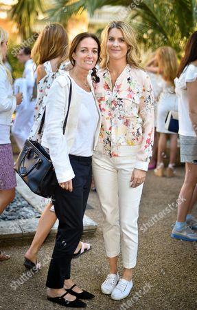 Daniela Agnelli and Kinvara Balfour