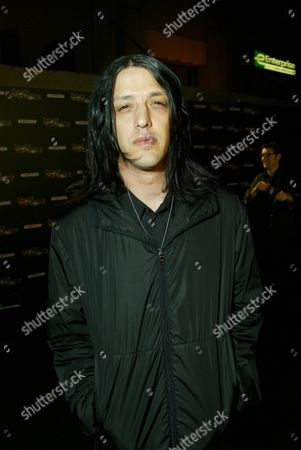 Twiggy Ramirez Namco Hometek Inc. presents Dead to Rights, a new video game for XBox.  The party was held in Hollywood, CA