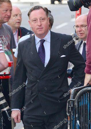 Editorial photo of Phone hacking sentencing, Old Bailey, London, Britain - 04 Jul 2014
